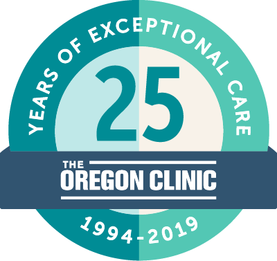 25 years of exceptional care at The Oregon Clinic