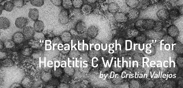 Breakthrough Drug