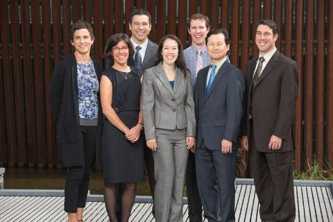 Portland Dermatology Group Photo