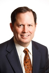 Photo of Dr. Richard Jamisonm new president of The Oregon Clinic