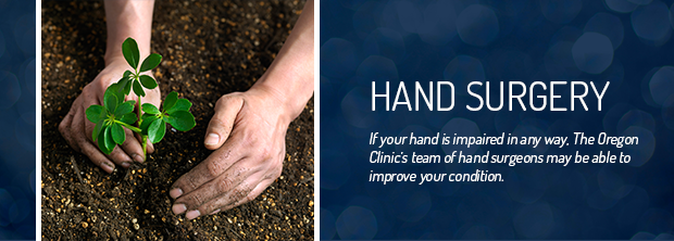 The Oregon Clinic - Hand Surgery - Portland, Oregon