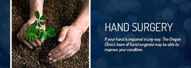 The Oregon Clinic - Hand Surgery - Portland, Oregon
