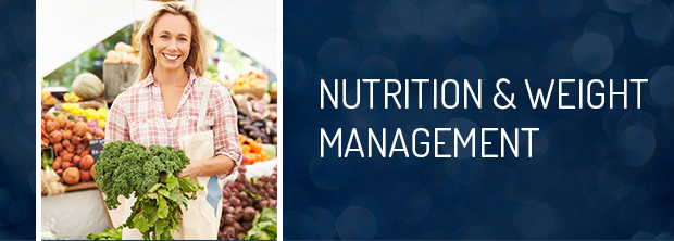 Nutrition and Weight Management Woman Holding Vegetables