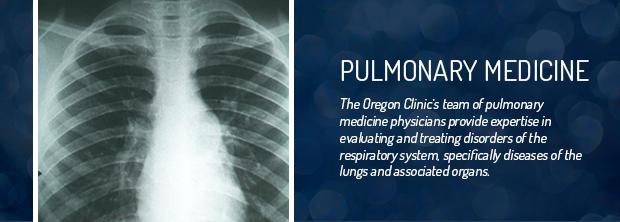 The Oregon Clinic - Pulmonary Medicine - Portland, Oregon