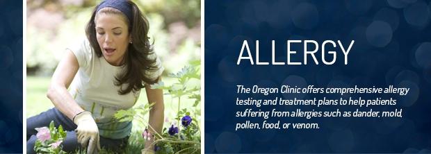 The Oregon Clinic - Allergy - Portland, Oregon