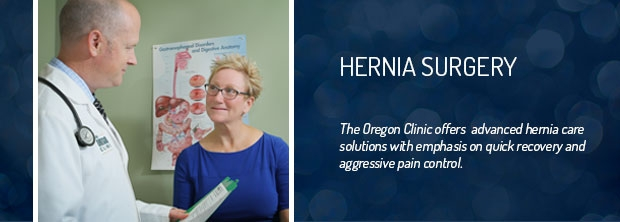 Recovery for hernia surgery